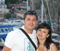 Виталий и Вероника