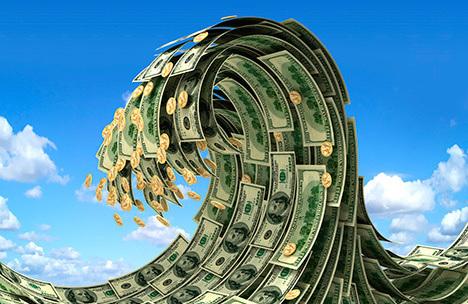 Кризис в России Финансовые трудности
