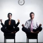 Медитация на работе или Медитация на рабочем месте.
