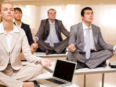 Медитация на рабочем месте. Медитация на работе.
