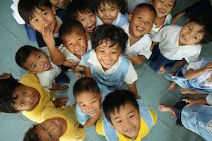 Детские сады за границей