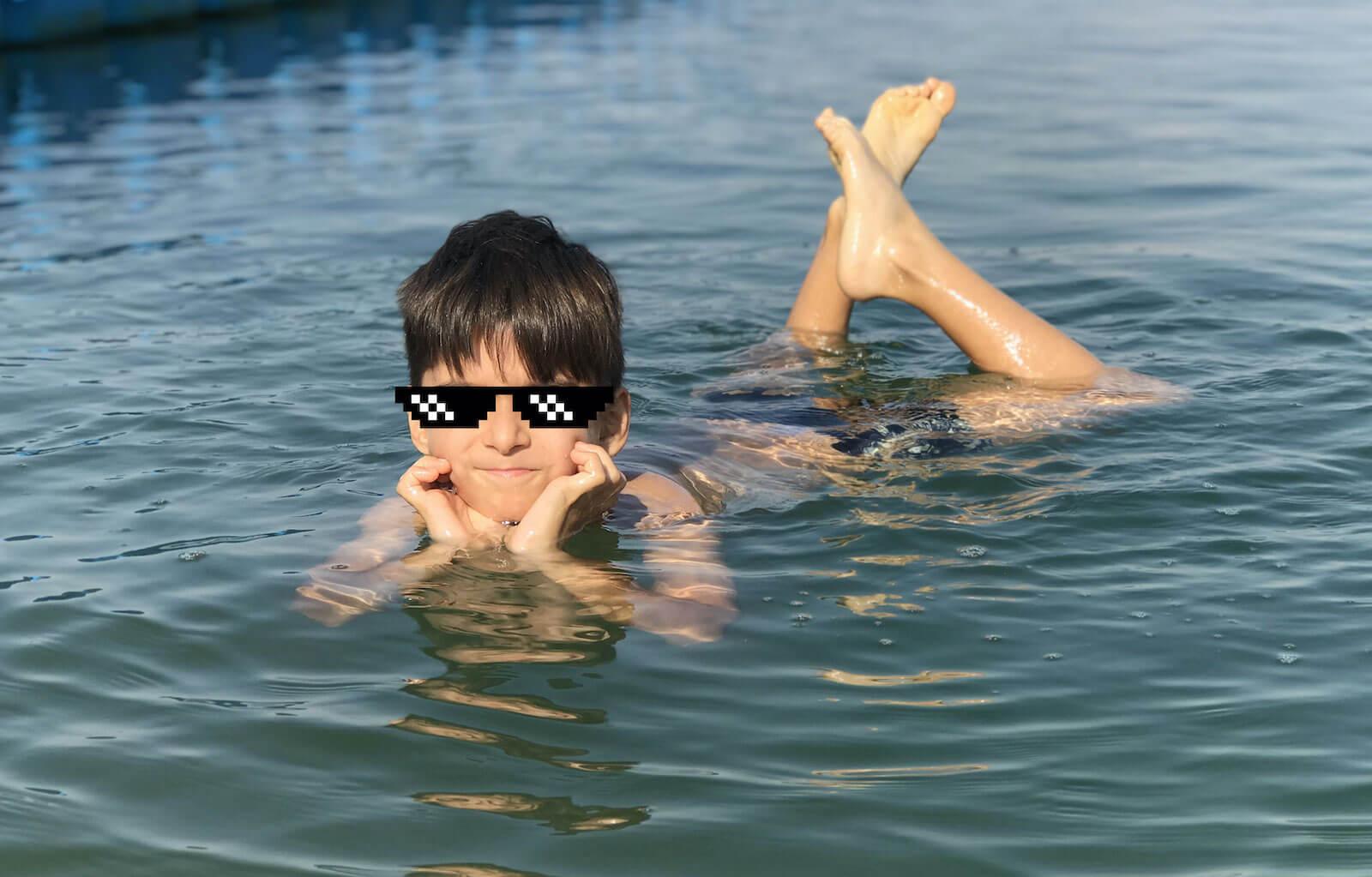 Не стоит этого делать перед поездкой на Мертове Море!